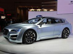Subaru готви сериен хибрид #Subaru #коли #cars