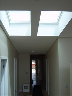 Inspiring Home Makeover Ideas for New Open Floor Plan : Creative Yet Inspiring Idea Of Adding Architectural Skylights To Provide Natural Lig...