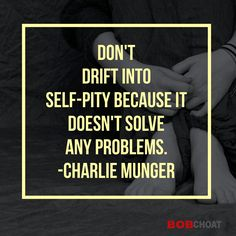 If you live with the mindset of a victim, then you'll end up blaming others for what happens to you. Instead, become a victor to move forward. #victimmindset #victimmentality #victimtovictor #victor #mindset #victormindset #selfpity #charliemunger #quotestoliveby #quotesaboutlife #life #quotes #entrepreneur #growth