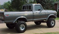 73-79 Ford F-Series Truck                                                                                                                                                     More
