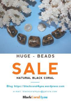 @BlackCoral4you joyas Cuentas Grandes / HANDCRAFT  HUGE Beads Original jewelry Black Coral, blog: http://blackcoral4you.wordpress.com/ mail:  blackcoral4you@galicia.com A CORUÑA, Galicia - SPAIN