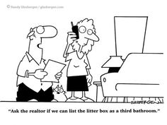Funny real estate cartoons