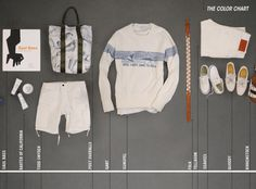 unionmade color chart white