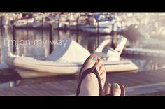 I´m on my way #ostsee #fashion #photography #sea #nature #marina #style #luxury #fashionista