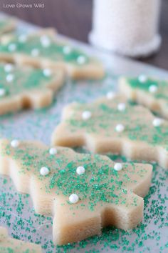 The BEST Sugar Cookie Cut-out recipe!