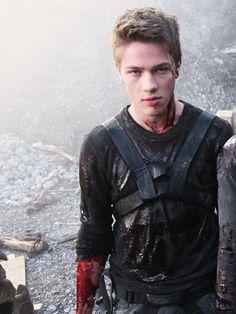 Connor Jessup as Ben Mason - Falling Skies