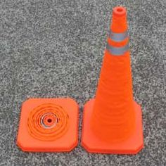 Highway 1 Buy best road cones & reflective cone collar for traffic control bollards. We offers high quality cones & bollards to control traffic and block off areas. Road Warning Signs, Highway 1, Construction, Building