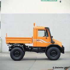 Unimog 418 © Daimler AG