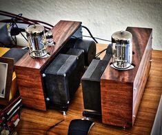 de - The online magazine for Hi . Valve Amplifier, Audio Amplifier, Hifi Audio, Audiophile, Big Speakers, Horn Speakers, Radio Design, Speaker Design, Equipment For Sale