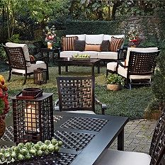 Frontgate Summer Classics Oxford - Outdoor Furniture Collection - Patio Furniture Sets