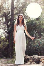 Maternity Wedding Dress Dilara