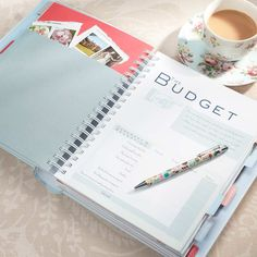 wedding planner given to me by my friend marie claire wedding book to