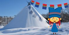 Salabyposten - Samefolkets dag Sons Of Norway, Teacher, School, Outdoor Decor, Fun, Winter, 2nd Grades, February, Culture