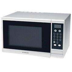 Kambrook Microwave Silver 30L 900W KMO400