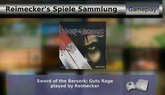 Gameplay : Sword of the Berserk: Guts Rage [Dreamcast]