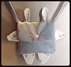 Un sac lapin en bandoulière Couture enfant facile Cam&Drey bricolent...
