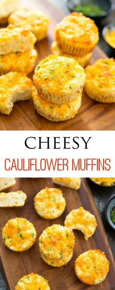 Cheesy Cauliflower M