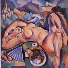 brand new 64803 71f45 Nude, by André Lhote Georges Braque, Henri Fantin Latour, Figurative Art,  Figure