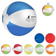 "12"" Beach Ball  $0.89/ea"