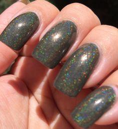 Lilypad Lacquer - Green of the Jungle