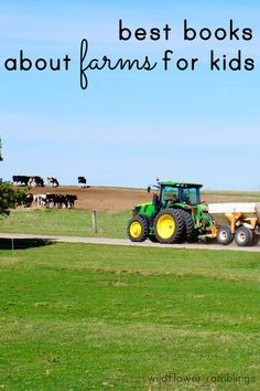 best books about farms for kids - Wildflower Ramblings