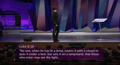 Our Lord God gives us awesome Grace Joseph Prince Joseph Prince Ministries, Luke 8, Lord And Savior, High School Students, Ministry, Awesome, Amazing, Jesus Christ, Christianity