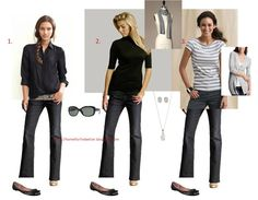 Woohooie: stay at home mom style: putting it all together to build your perfect core wardrobe