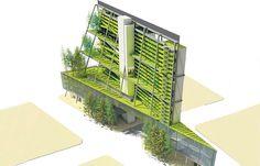 Des fermes sur les toits à Paris - leJDD.fr