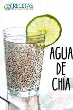 Chia Fresca is a healthy drink that is considered an excellent source for … - Healthy Drinks Superfoods, Organic Energy Drinks, Fat Burner Drinks, Health And Wellness, Health Fitness, Bebidas Detox, Chia Recipe, Atkins Diet, Water Recipes