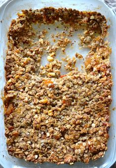Apricot & Walnut Granola Bars from Rachel Schultz Breakfast Bars, Breakfast Recipes, Snack Recipes, Healthy Recipes, Seed Crackers Recipe, Healthy Meals To Cook, Healthy Eating, Apricot Bars, Cereal Bars