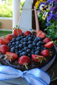 Terveen Hyvää: Kukkakaali-suklaakakku