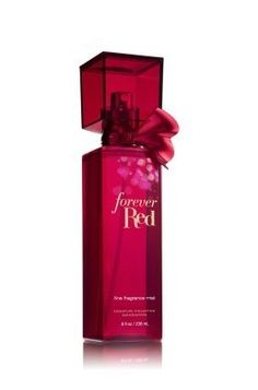 Bath & Body Works Forever Red Fine Fragrance Mist 8.4 oz Bath & Body Works http://smile.amazon.com/dp/B00A63WI6K/ref=cm_sw_r_pi_dp_pJzOub0SB3D5C