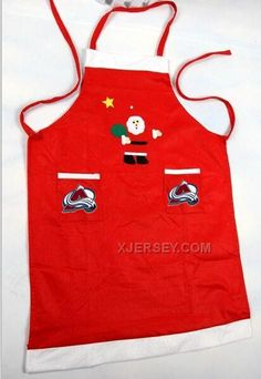 http://www.xjersey.com/avalanche-nhl-logo-christmas-apron.html AVALANCHE NHL LOGO CHRISTMAS APRON Only $24.00 , Free Shipping!