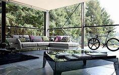 Living Room Inspiration: 120 Modern Sofas by Roche Bobois Tangara