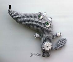 Мастер-класс по вязанию лисы и волка - Ярмарка Мастеров - ручная работа, handmade