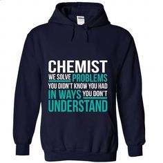 CHEMIST - #jean skirt #customize hoodies. MORE INFO => https://www.sunfrog.com/No-Category/CHEMIST-7989-NavyBlue-Hoodie.html?60505