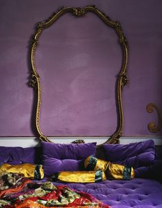 Ultra Violet - Decor Ideas With Pantone's Color of The Year