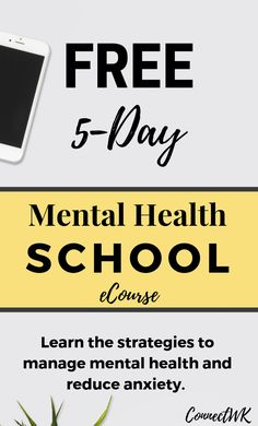 Are you feeling stuck and don't know where to start? Are you ready to get your anxiety under control and learn what it takes to maintain mental health? In this 5-Day FREE email course, I will teach you everything you need to know about mental health, and provide you with the tools that are guaranteed to help you overcome your anxiety. #anxietyrelief #mentalhealth How To Cure Anxiety, Anxiety Causes, Anxiety Tips, Stress And Anxiety, Anxiety Quotes, Depression Recovery Overcoming, Coping With Depression, Overcoming Anxiety, Natural Anxiety Relief