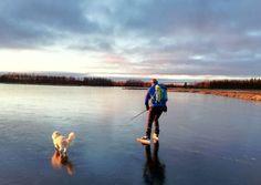 Dating kylmä järvi Alberta