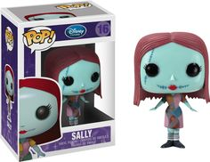 She may be sewn together with various bits of old cloth but that's no reason not to love Sally! Proudly brought to you by Popcultcha - Australia's largest and most comprehensive Pop! Vinyl Online Store. Click here to see our full range of Pop! Vinyl collectables.