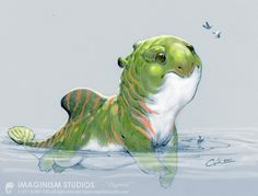 Tigeera by `imaginism on deviantART || CHARACTER DESIGN REFERENCES | Find more at https://www.facebook.com/CharacterDesignReferences if you're looking for: #line #art #character #design #model #sheet #illustration #expressions #best #concept #animation #drawing #archive #library #reference #anatomy #traditional #draw #development #artist #pose #settei #gestures #how #to #tutorial #conceptart #modelsheet #cartoon #monster @Rachel Oberst Design References