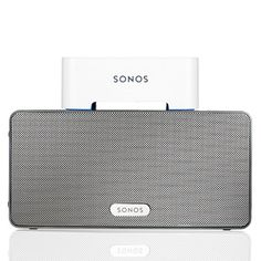 Sonos Play: 3 & Bridge (MSRP $348; sonos.com) An all-in-one music player that wirelessly streams your entire music library, radio stations and music services. And the best part? You can have different songs playing in three different rooms -- party!