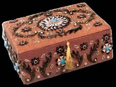 Handmade Crystal Jewelry Box http://www.zenamart.com/index.php?categoryID=90