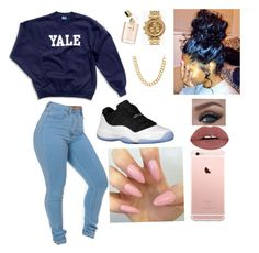 """""""#YALE"""" by kekecardoza ❤ liked on Polyvore featuring Retrò, Nixon, Coach, women's clothing, women, female, woman, misses and juniors"""