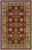 Oriental Weavers 32002 Grandeur Majestic Red Area Rug, Multi