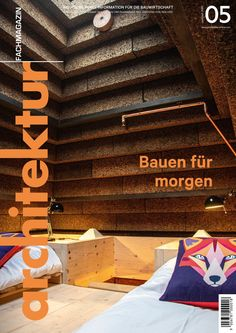 architektur Fachmagazin Ausgabe 5/2020 Planer, Company Logo, Lol, Reading, Design, Futurism, Cool Architecture, Lawn And Garden