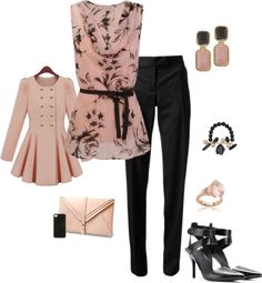"""""""2ND DATE OUTFIT"""" by denise-cooper ❤ liked on Polyvore"""