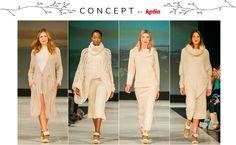 Proyectos sostenibles, Línea Concept, tendencias, desfiles de moda tejida… instantáneas de Katia en HH Cologne 2016   http://www.katia.com/blog/es/tendencias-moda-katia-hh-cologne-2016/