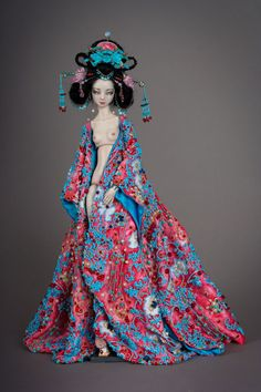 enchanted dolls | Enchanted Dolls by Marina Bychkova
