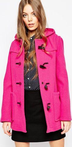 11 Mejores Pinterest Abrigos styles en de imágenes Fashion rosa HnnqCwRz